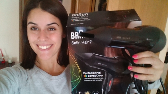 Braun Satin-Hair 7 SensoDryer HD 785