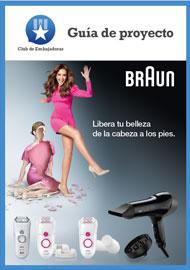 Braun libera tu belleza de la cabeza a los pies Guía de proyecto