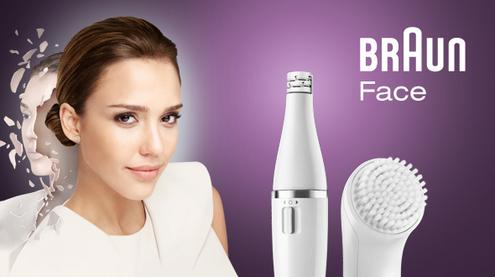 Nuevo proyecto Braun Face