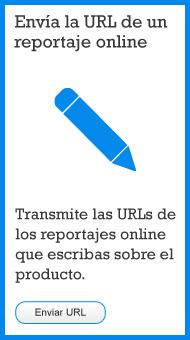 Enviar URLs