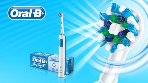 Nuevo proyecto Oral-B