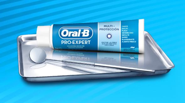 Pasta de dientes Oral-B Pro-Expert Multi-Protección