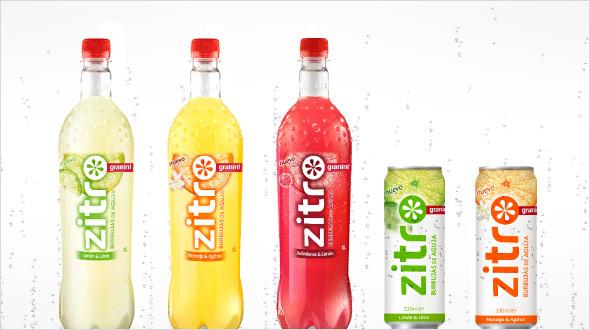 granini nos presenta su nuevo concepto de refresco con chispeantes burbujas de aguja y 3 combinaciones explosivas de sabores.